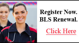 BLS Renew Class | CPR Tampa