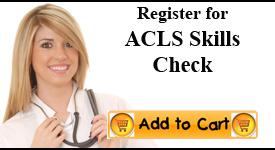 ACLS Skills Check, Florida